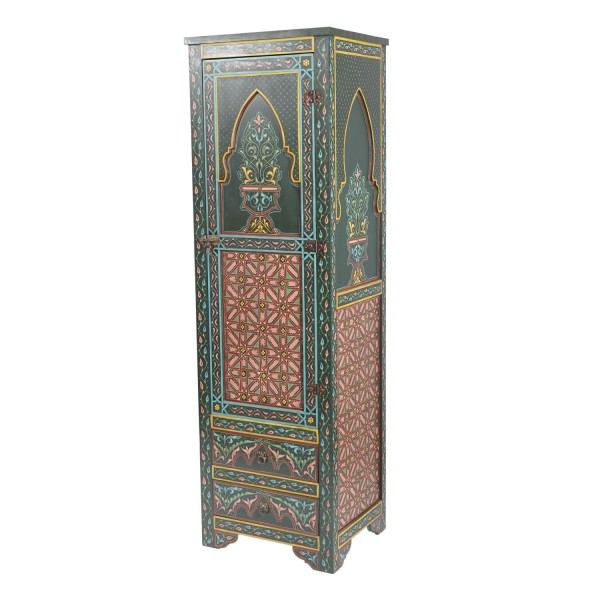 Marokkanischer Holz-Schrank Anissa