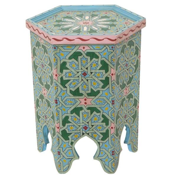Marokkanischer Beistelltisch Mamnun