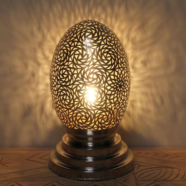 Silberlampe Galib