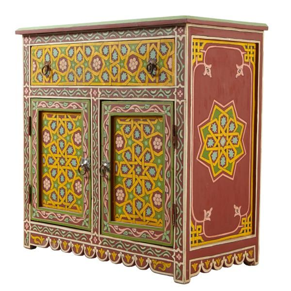 Marokkanische Antik-Kommode Sala