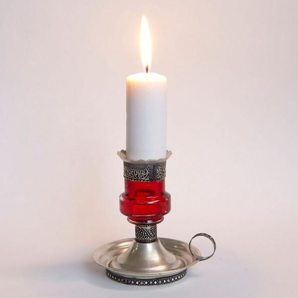 Messinglampe Salwa L