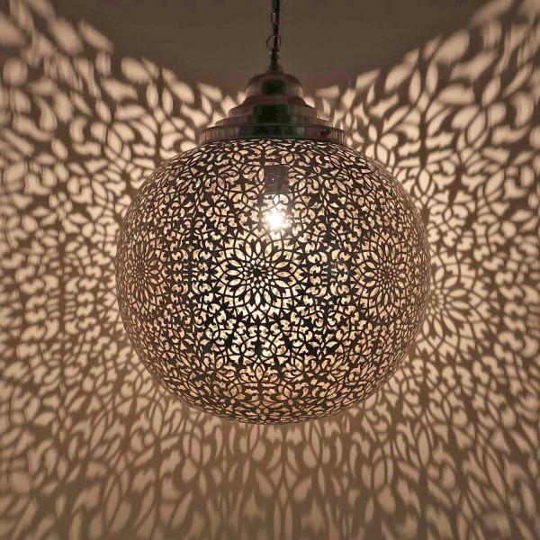 Silberlampe Hasna