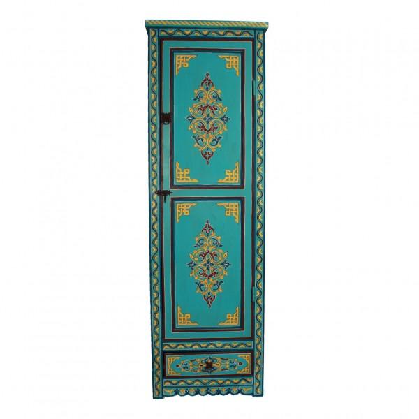 Marokkanischer Holz-Schrank Qays