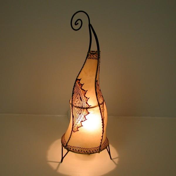"""Stehlampe """"Hissan"""" H50 Weiss"""