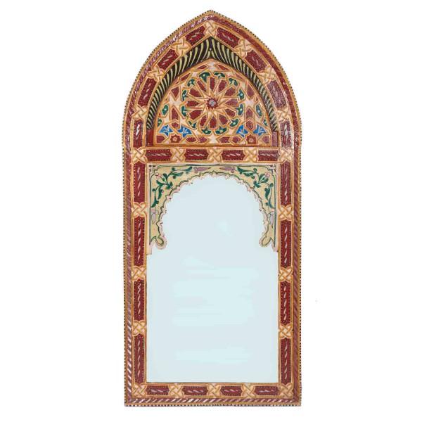 Orientalischer Spiegel Sharif Mosaik