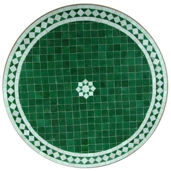 Mosaik Tisch aus Marokko -M60-3