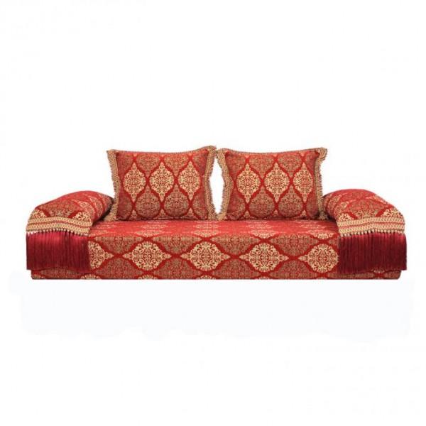 Orientalisches Sofa Salma (ohne Gestell)