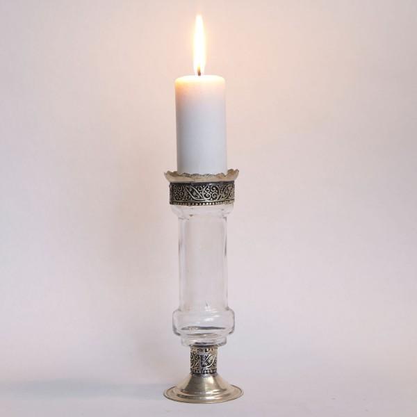 Kerzenständer Manar Transparent