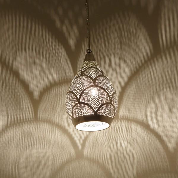 Marokkanische Lampe Naouma Samak D17