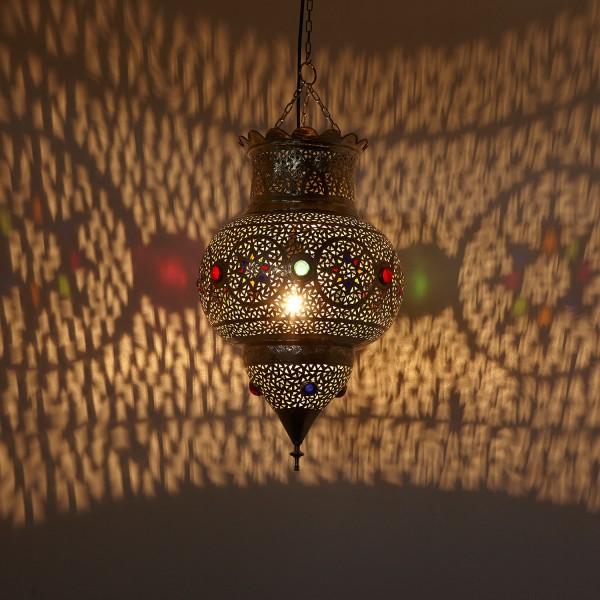 Silberlampe Lubanah