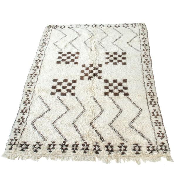 Marokkanischer Teppich Beni Ouarain BN2020