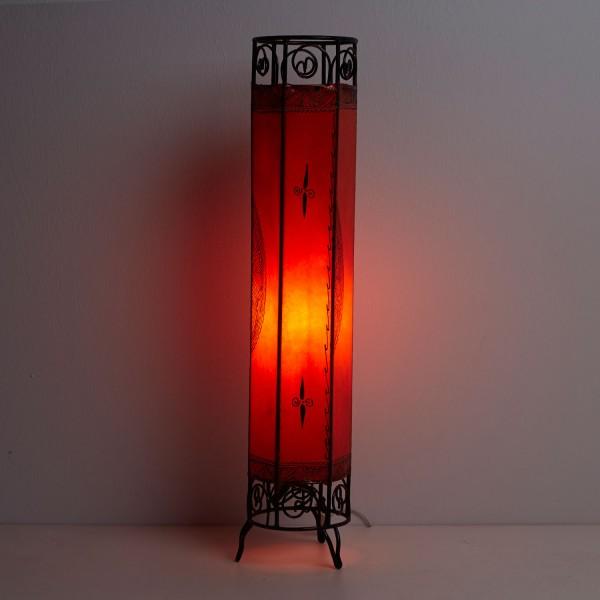 Henna-Stehlampe Kadous H100 Orange