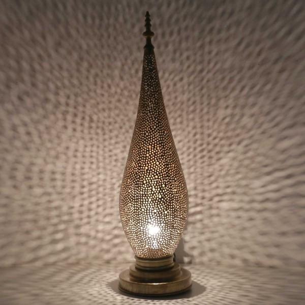 Messinglampe SER20