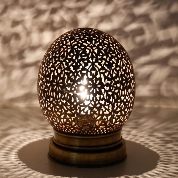 Messinglampe SER030
