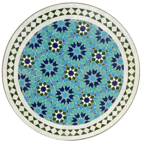 Mosaiktisch aus Marokko -M60-49