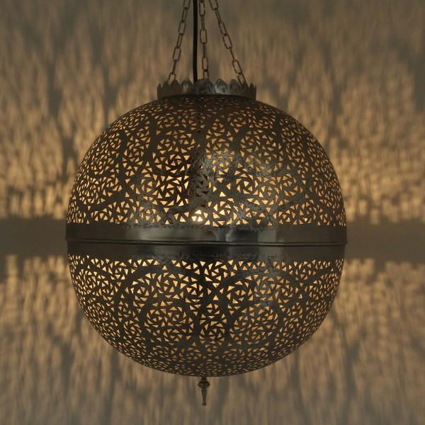 Silberlampe Tablo