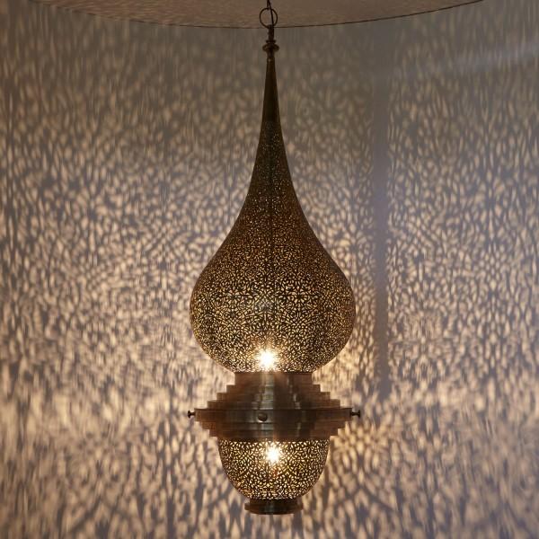 Gesamthöhe der Lampe: 130 cm Durchmesser: Ø 40 cm