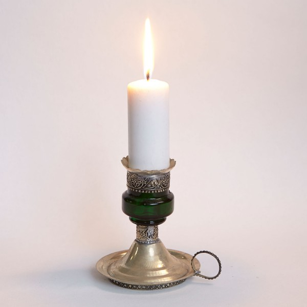 Kerzenständer Aladin Grün