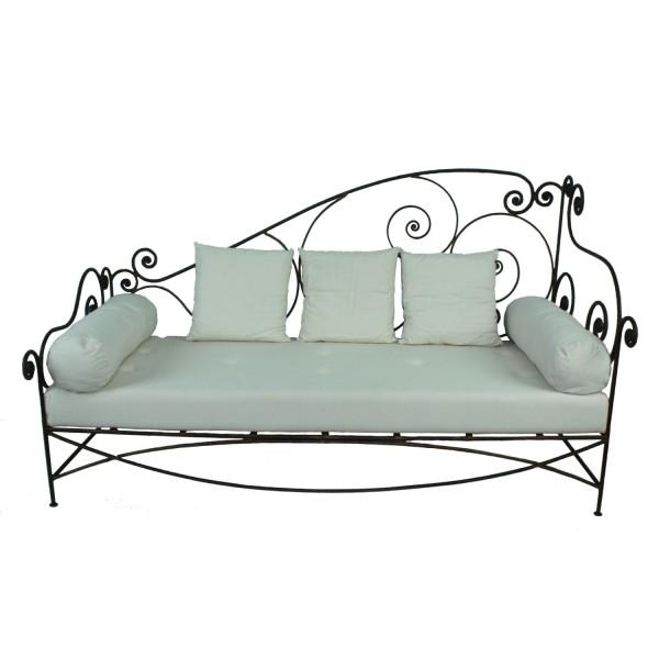 Orientalische Eisen-Sofa Menara