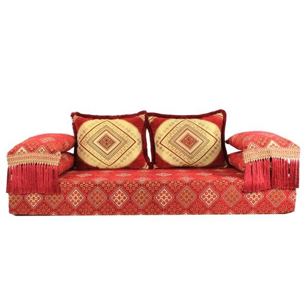 Orientalisches Sofa Nadia (ohne Gestell)