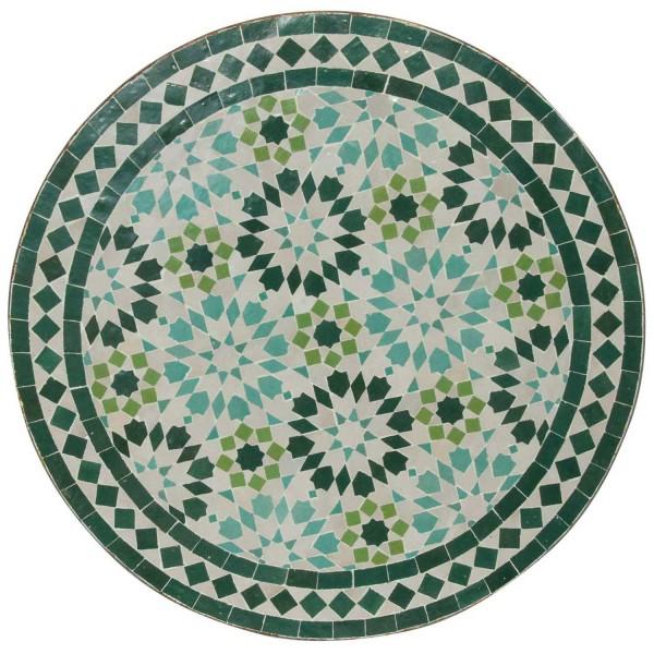 Mosaiktisch aus Marokko M60-44