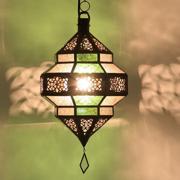 Orient Laterne Maha grün