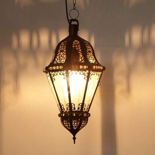 Orientalische Hängeleuchte Salma Transparent