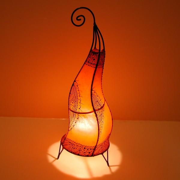 """Stehlampe """"Hissan"""" H50 Orange"""