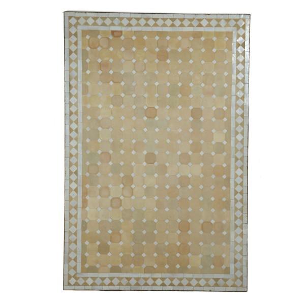Mosaik-Esstisch 120x80