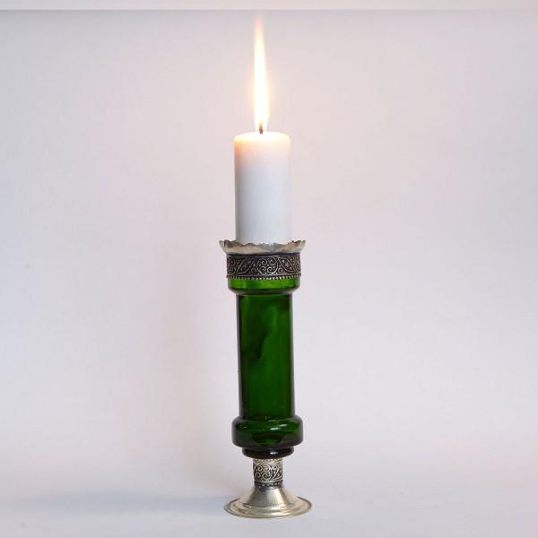 Kerzenständer Manar Grün