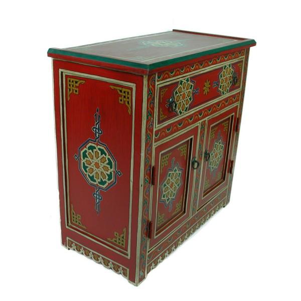 Marokkanische Antik-Kommode Andalus