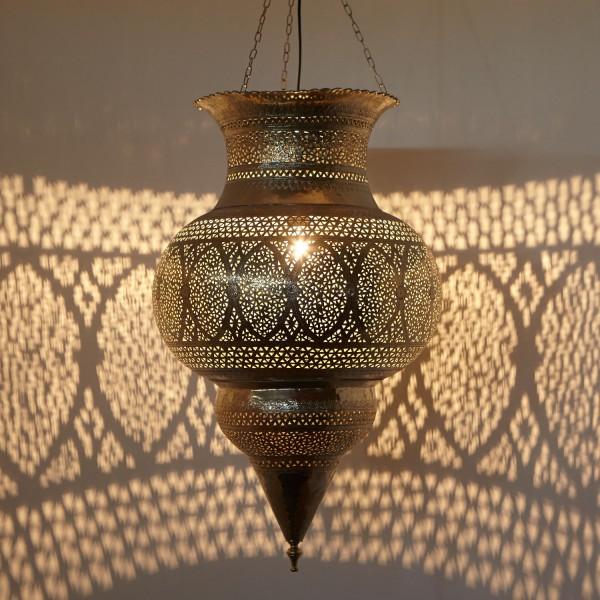 Silberlampe Aleyna
