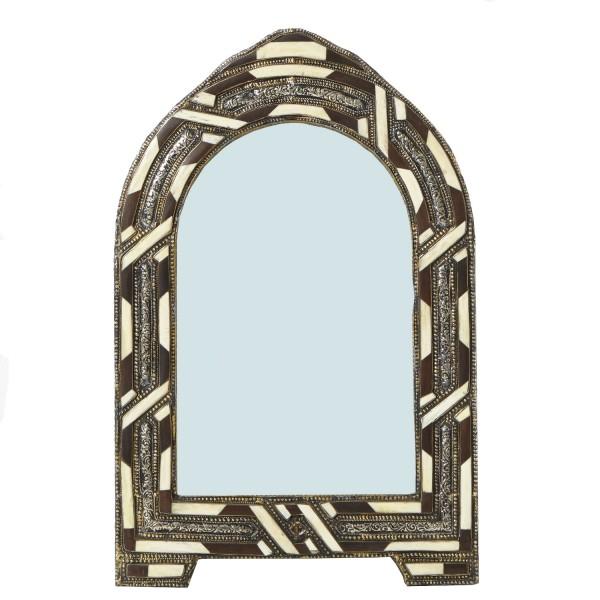 Orientalischer Spiegel Aaliyah Hell