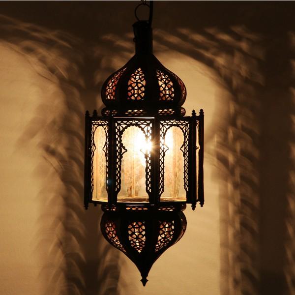Deckenlampe Haniya Verschiedene Farben Transparent