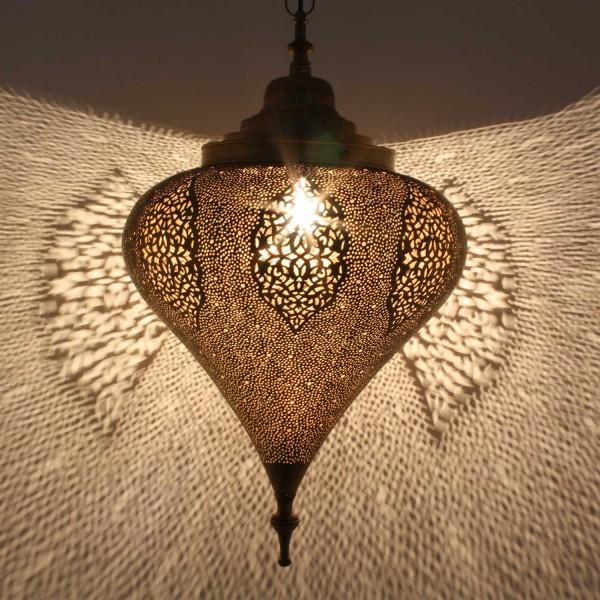 Messinglampe Belouta Klein