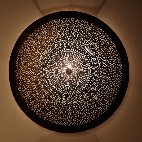 Messing-Wandlampe Gharam