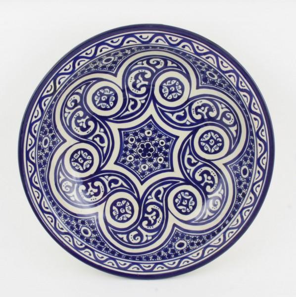 Handbemalte Keramikschale F017